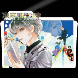 icon folder - Tokyo Ghoul:re