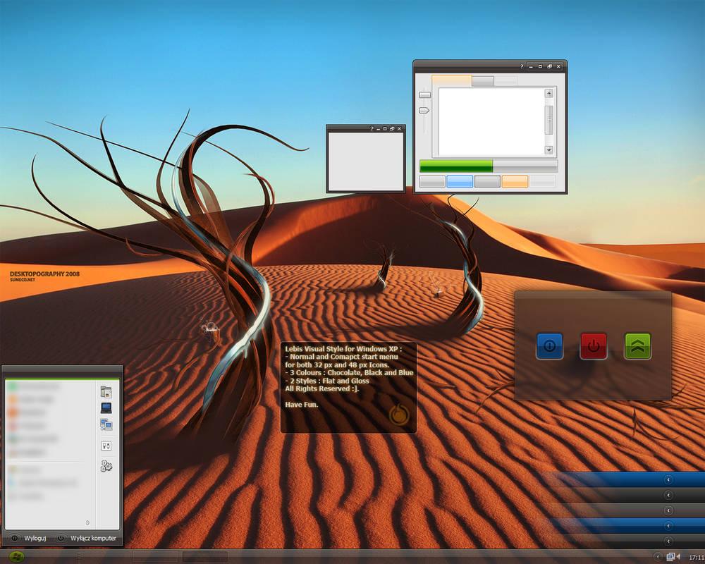 Lebis v1.1 by Xyrax