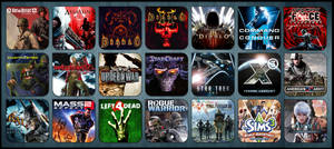 Game Aicon Pack 24