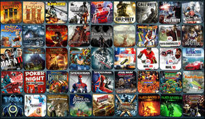 Game Aicon Pack 51 by HarryBana