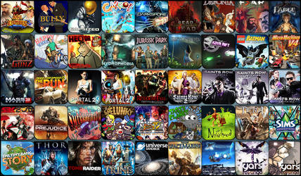 Game Aicon Pack 58