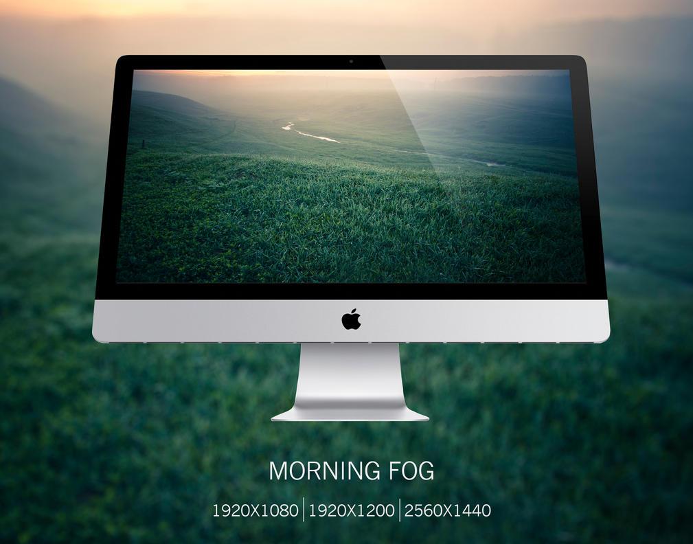 Morning Fog by Peleber