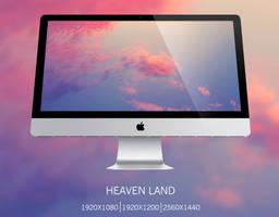 Heaven Land by Peleber
