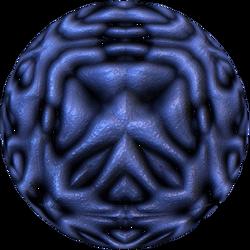 Blue Alien Avatar.psd