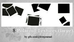 polaroid textures large