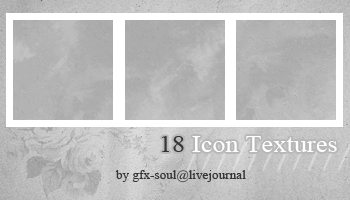 Icon Texures Grunge by fabulousYS