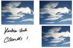 karebear-stock: clouds