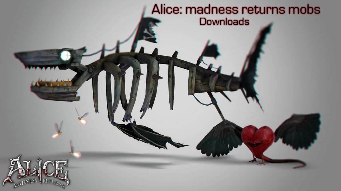 Alice madness returns mobs [Downloads] by ArisuIdzuri