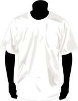 T-shirt template by JovDaRipper