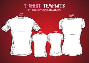 Vector T-shirt Template