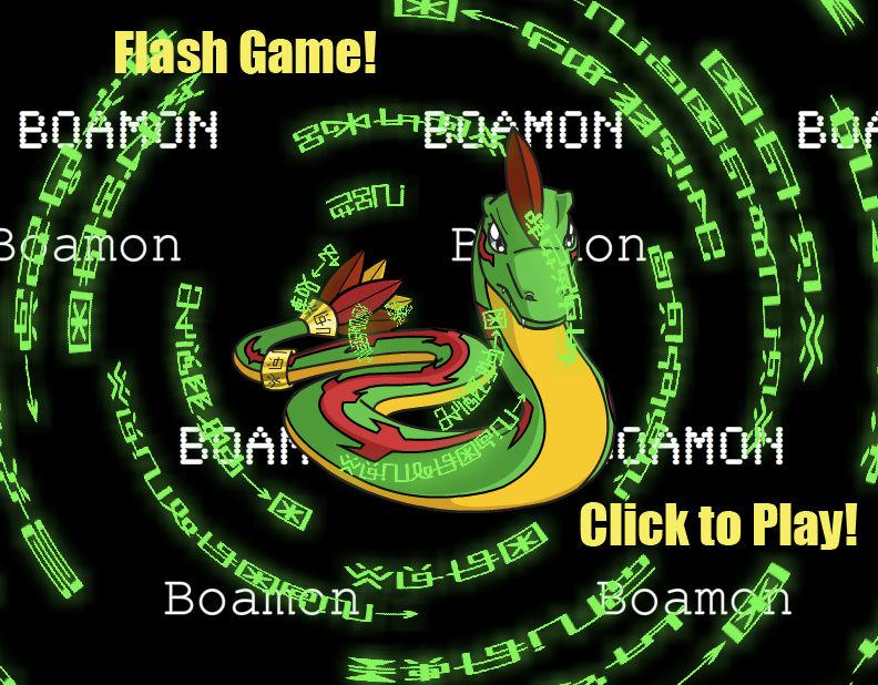 TDA: Sammy'n'Boamon's Choose Your Own Adventure!