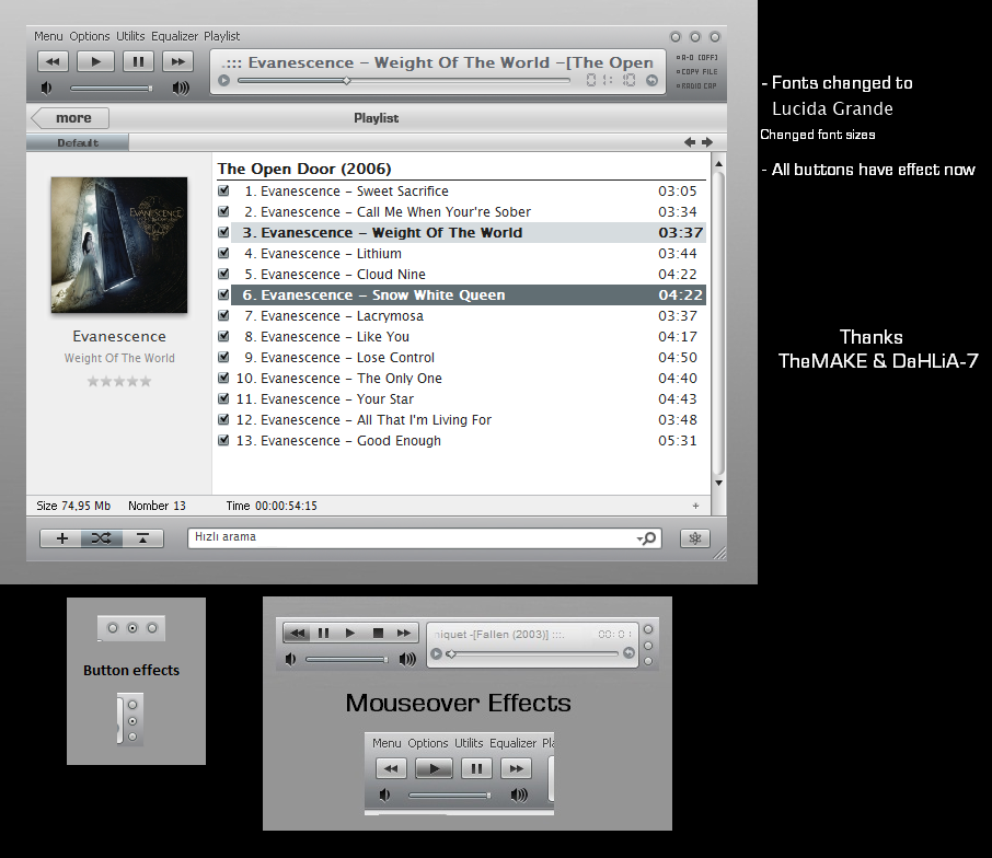 AIMP SOUND nuala edition by shafck
