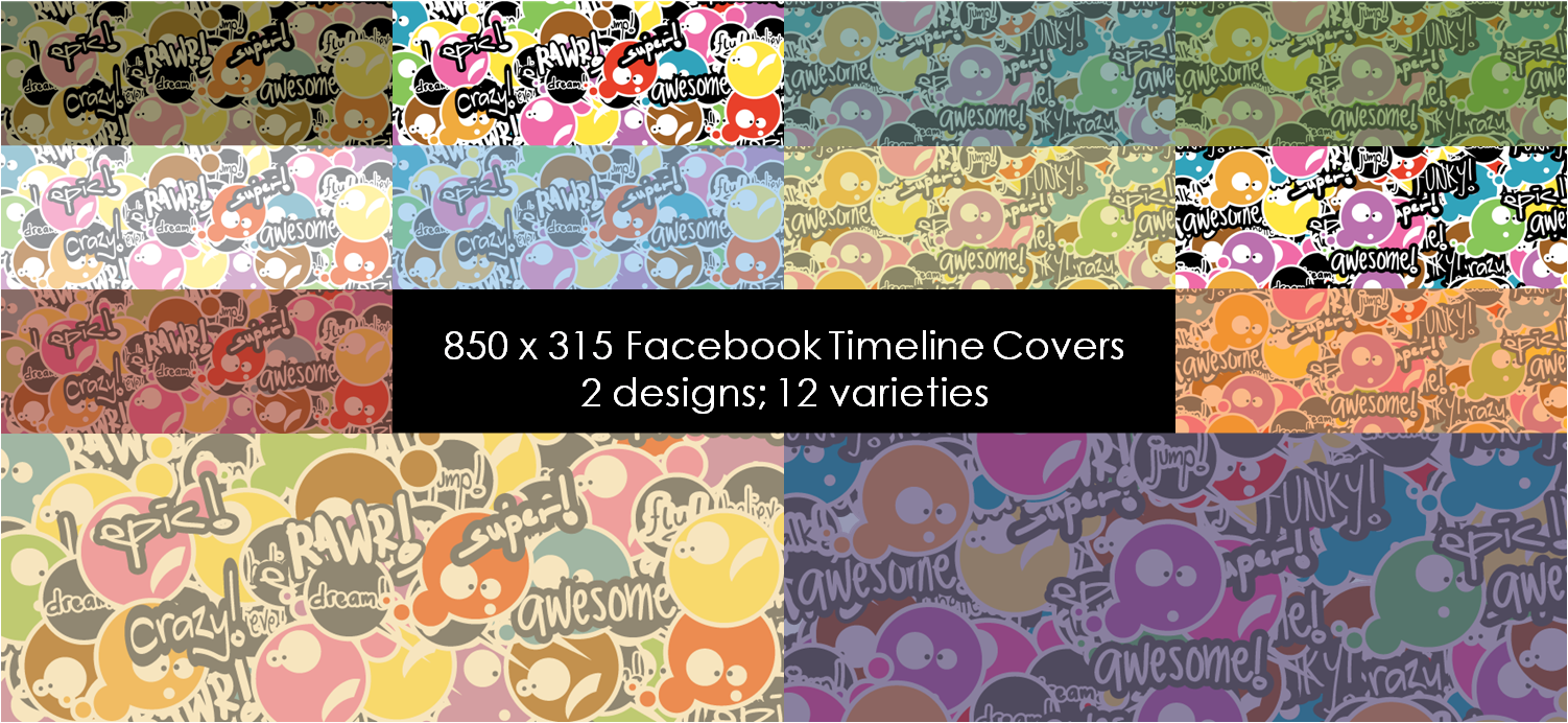 timeline cover - stick-its by iAmAneleBiscarra