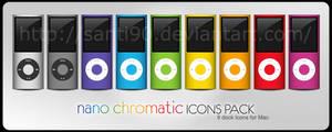 nano chromatic ICONS PACK