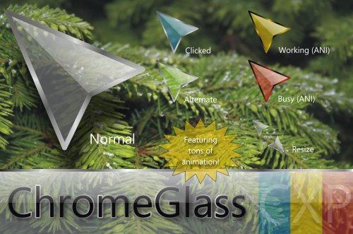 Chrome Glass by yoyos