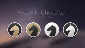 Yosemite Chess Icons