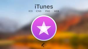 iOS 11 Inspired iTunes Icon