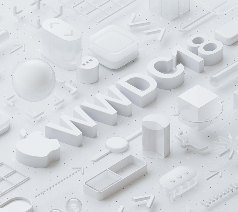 WWDC 2018 Official Poster by xXMrMustashesXx