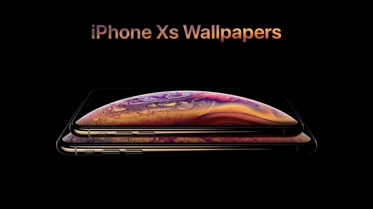 Wallpaper Iphone Xs 4k Os 20235: IPhone XS Wallpapers By XXMrMustashesXx On DeviantArt