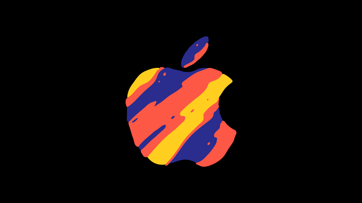 Apple October Event - Paint by xXMrMustashesXx