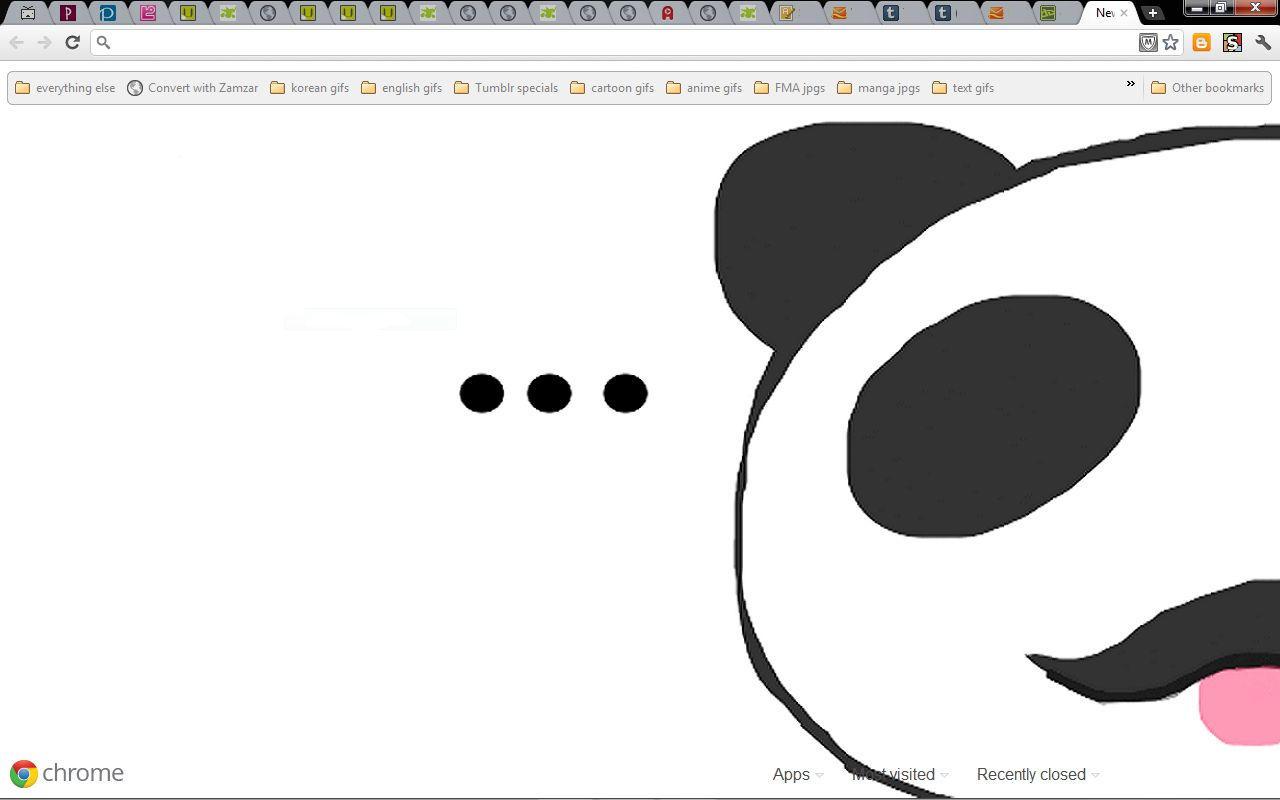 Google themes korean - Junjou Panda Chrome Theme By Tsukiscribbles Junjou Panda Chrome Theme By Tsukiscribbles