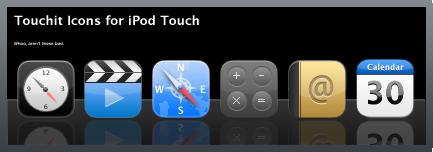 Touchit Icons by LordKokkei