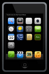 Touchit Icons complete Set
