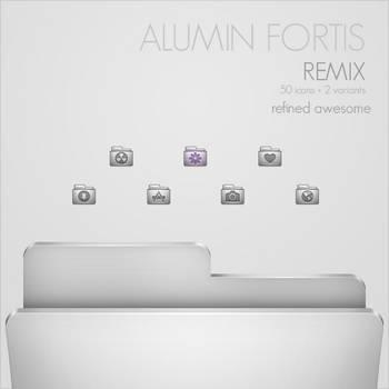 Alumin Fortis Remix by LordKokkei