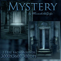 Mystery Backgrounds free by moonchild-ljilja
