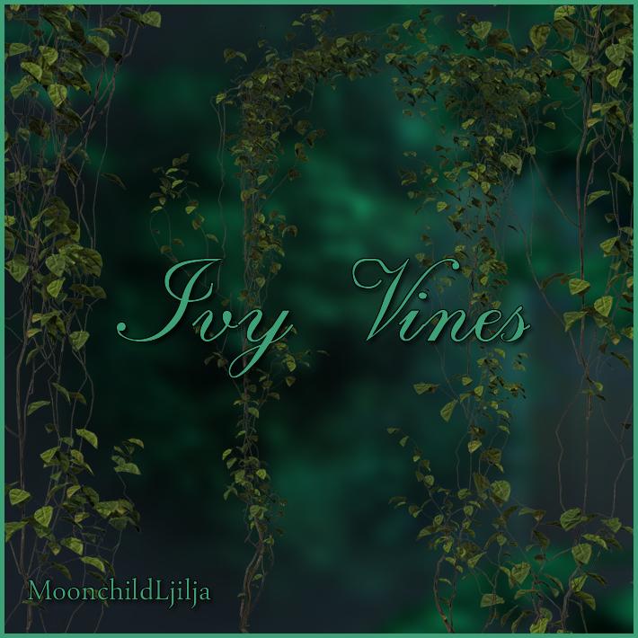 Ivy Vines 2 Png by moonchild-ljilja