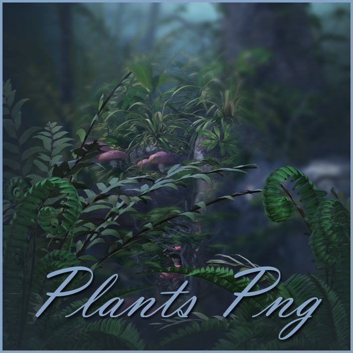 Plants Png by moonchild-ljilja