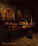 Halloween Spell background 1 by moonchild-ljilja