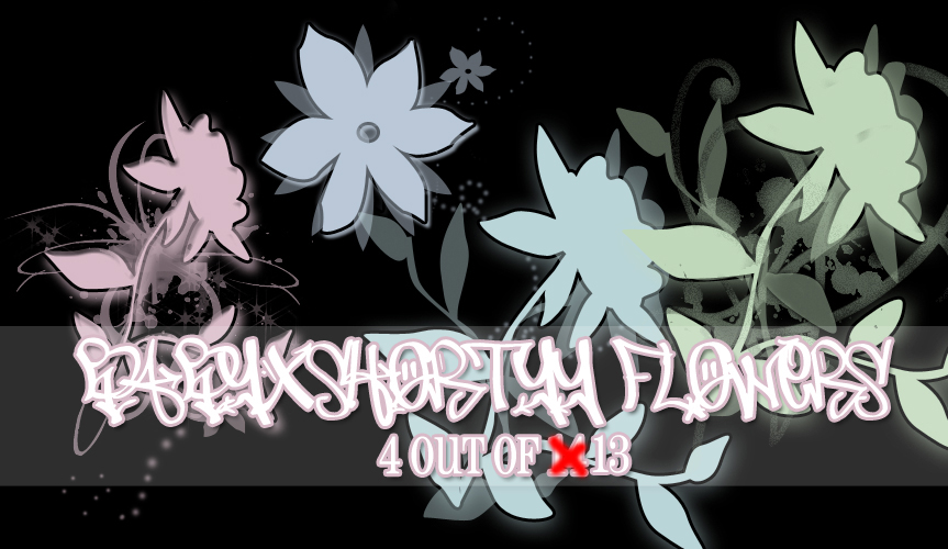 Flowers For GIMP