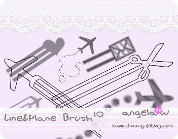Planes+Lines Brushes