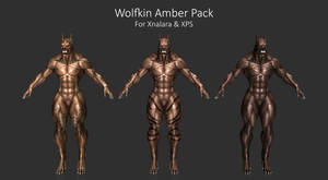 Wolfkin - Amber Pack 18+
