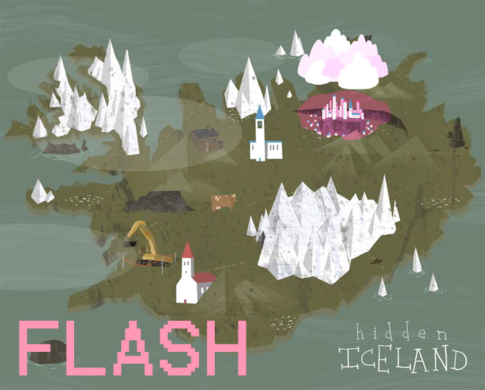 Hidden Iceland - Interactive