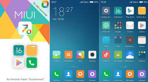 MIUI 7 for 360 Launcher