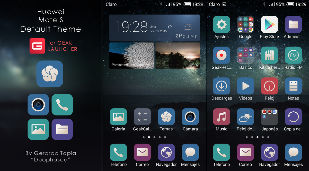Download Flyme 7 Launcher Stock Wallpapers And Apps – Dibujos Para