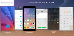 Funtouch OS Theme for EMUI