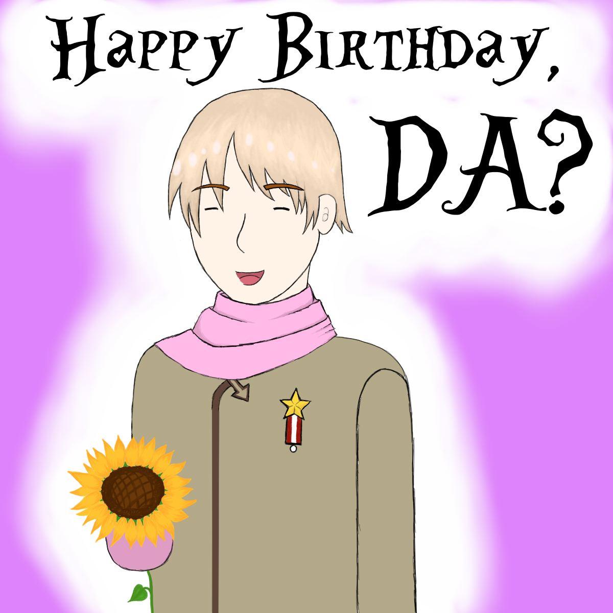 Happy birthday da russia x reader by 666kurai on deviantart