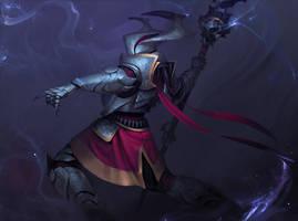 Knight (3d) by Der-Reiko