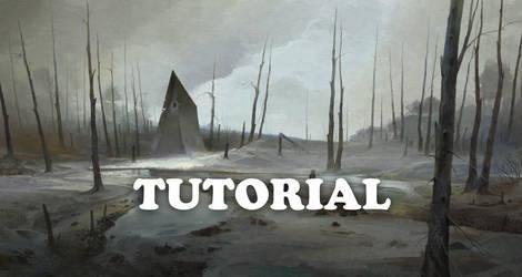 Hut - WIP // Step by Step // Tutorial
