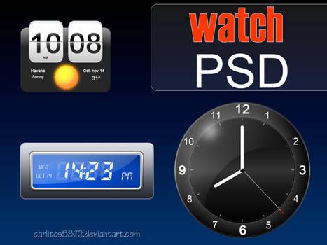 Watch PSD