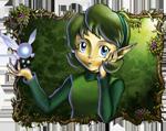Saria - Forest Sage