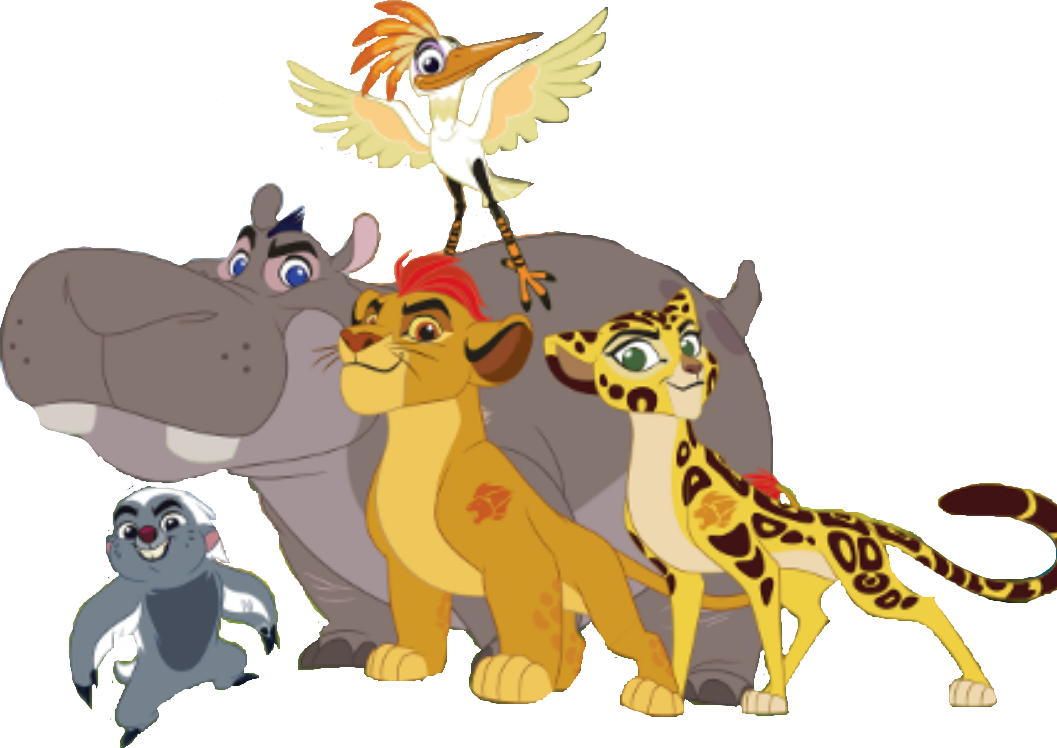 Nice The Lion Guard By AwesomeOKingGuy0123 ...