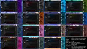 Hyperdimension Neptunia Steam Theme Pack by KRCH2R