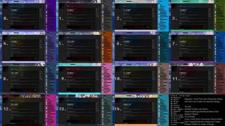 Hyperdimension Neptunia Steam Theme Pack