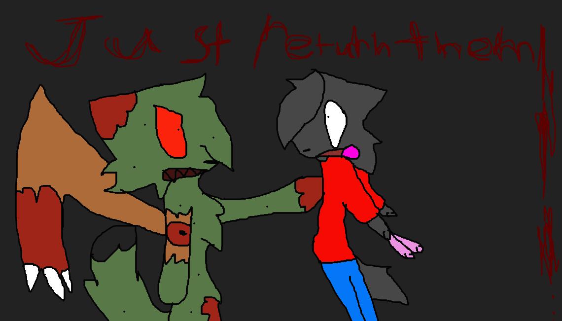 JUST RETURN JELLY'S ARMS! by KatsRCute10