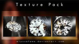 Texture Pack (8) C L O C K by elyssafawn