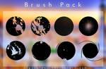 Brush Pack | R O U N D